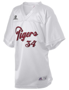 Silsbee High School Tigers Russell Kid's Replica Football Jersey