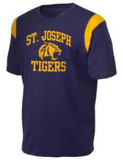 Saint Joseph School Tigers Holloway Men's Rush T-Shirt