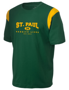 Saint Paul School Lions Holloway Men's Rush T-Shirt