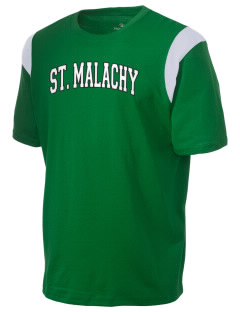 Saint Malachy Elementary School Tigers Holloway Men's Rush T-Shirt