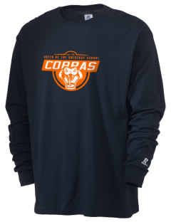 Queen Of The Universe School Cobras  Russell Men's Long Sleeve T-Shirt