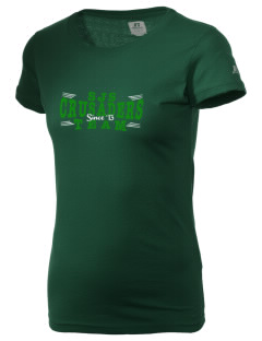 St. Joseph School Crusaders  Russell Women's Campus T-Shirt
