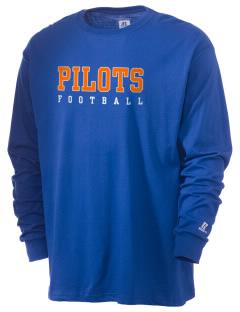 Saint Joseph Notre Dame High School Pilots  Russell Men's Long Sleeve T-Shirt