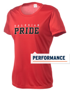 Salesian High School Pride Women's Competitor Performance T-Shirt
