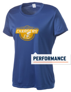 Annunciation Elementary School Chargers Women's Competitor Performance T-Shirt