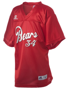 Our Lady Of Refuge School Bears Russell Kid's Replica Football Jersey