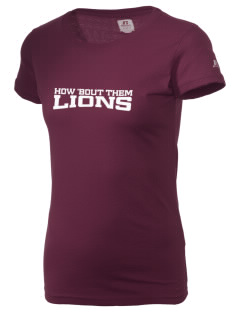 St. Mark School Lions  Russell Women's Campus T-Shirt