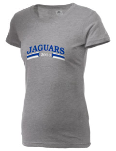 Saint Joseph Of Cupertino School Jaguars  Russell Women's Campus T-Shirt