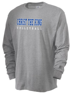Christ The King School Panthers  Russell Men's Long Sleeve T-Shirt