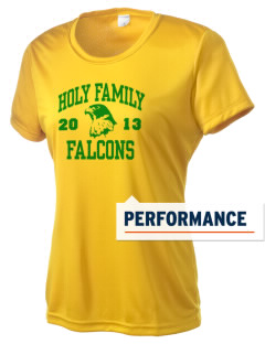 Holy Family School Falcons Women's Competitor Performance T-Shirt