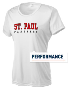 Saint Paul School Panthers Women's Competitor Performance T-Shirt