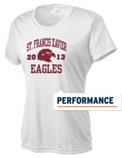 Saint Francis Xavier School Eagles Women's Competitor Performance T-Shirt