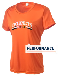 West End Catholic School Hornets Women's Competitor Performance T-Shirt