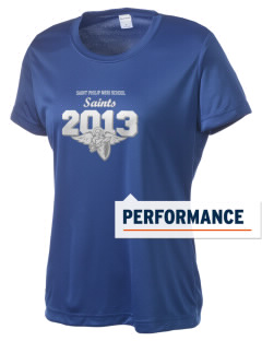 Saint Philip Neri School Saints Women's Competitor Performance T-Shirt