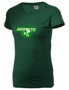 Saint Margaret Mary School Hornets  Russell Women's Campus T-Shirt