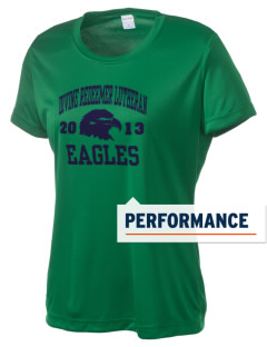 Divine Redeemer Lutheran School Eagles Women's Competitor Performance T-Shirt