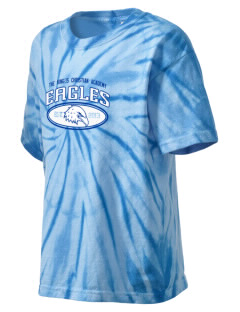 The King's Christian Academy Eagles Kid's Tie-Dye T-Shirt