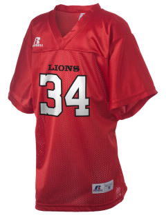 LSA Lions Russell Kid's Replica Football Jersey