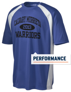Calvary Murrieta Warriors Men's Dry Zone Colorblock T-Shirt