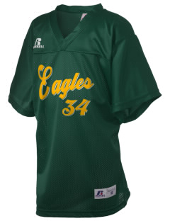 Berean Academy Eagles Russell Kid's Replica Football Jersey