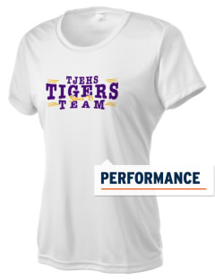 Thomas Jefferson Elder High School Tigers Women's Competitor Performance T-Shirt