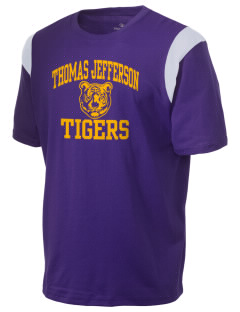 Thomas Jefferson Elder High School Tigers Holloway Men's Rush T-Shirt