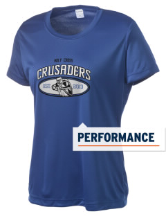 Holy Cross Crusaders Women's Competitor Performance T-Shirt