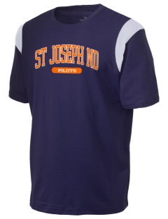 Saint Joseph Notre Dame High School Pilots Holloway Men's Rush T-Shirt