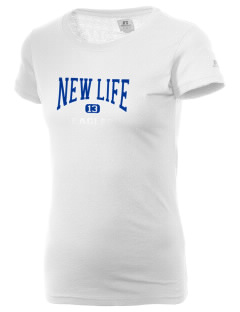 New Life Academy Eagles  Russell Women's Campus T-Shirt