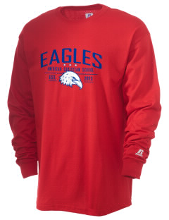 American Christian School Eagles  Russell Men's Long Sleeve T-Shirt