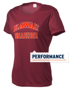 Hawaii Seasider Women's Competitor Performance T-Shirt
