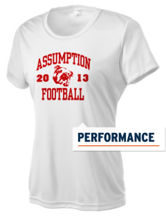 Assumption - St. Bridget Bulldogs Women's Competitor Performance T-Shirt