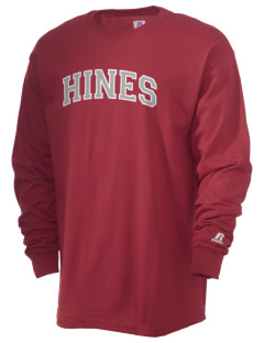 Hines none  Russell Men's Long Sleeve T-Shirt