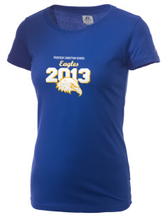 Fairview Christian School Eagles  Russell Women's Campus T-Shirt