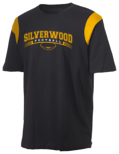 Silverwood School Eagles Holloway Men's Rush T-Shirt
