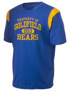 Goldfield School Bears Holloway Men's Rush T-Shirt