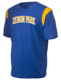 Zenon Park School  Holloway Men's Rush T-Shirt