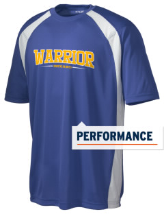 Warrior School Indians Men's Dry Zone Colorblock T-Shirt