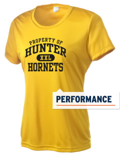 Hunter Elementary School Hornets Women's Competitor Performance T-Shirt