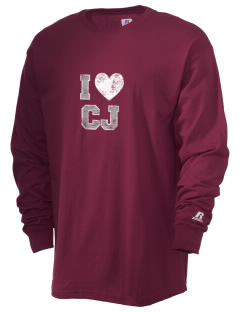 compton jc tartar  Russell Men's Long Sleeve T-Shirt
