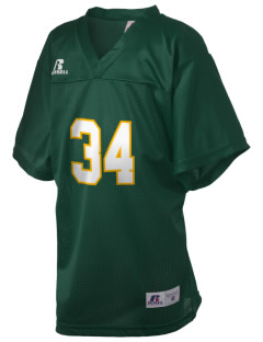Rio Vista Elementary School Roadrunners Russell Kid's Replica Football Jersey