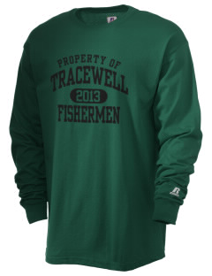 Tracewell fishermen  Russell Men's Long Sleeve T-Shirt