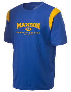 Maxson Elementary School Falcons Holloway Men's Rush T-Shirt