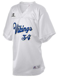South Tahoe High School Vikings Russell Kid's Replica Football Jersey