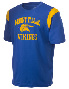 Mount Tallac High School Vikings Holloway Men's Rush T-Shirt