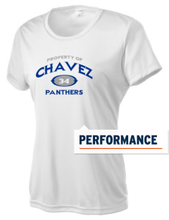 Chavez Elementary School Panthers Women's Competitor Performance T-Shirt