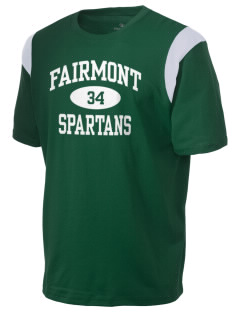 Fairmont Elementary School Spartans Holloway Men's Rush T-Shirt