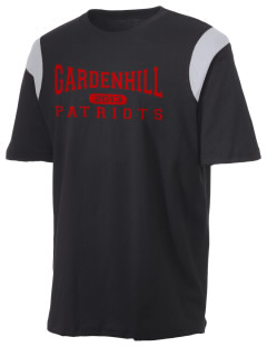 Gardenhill Elementary School Patriots Holloway Men's Rush T-Shirt