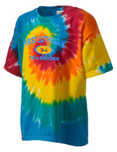 First Lutheran School Warriors Kid's Tie-Dye T-Shirt