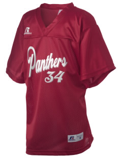 Cleminson Elementary School Panthers Russell Kid's Replica Football Jersey